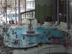 Welch ein Vergnügen in der Therme in Bad Waldsee